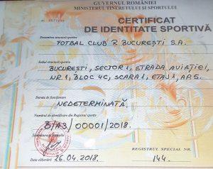 CIS SC FC R București
