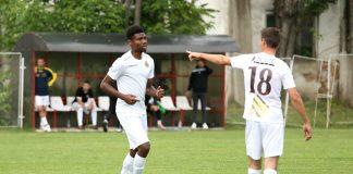 AFC Asalt - AAS Carmen / Gabriel Batchabi