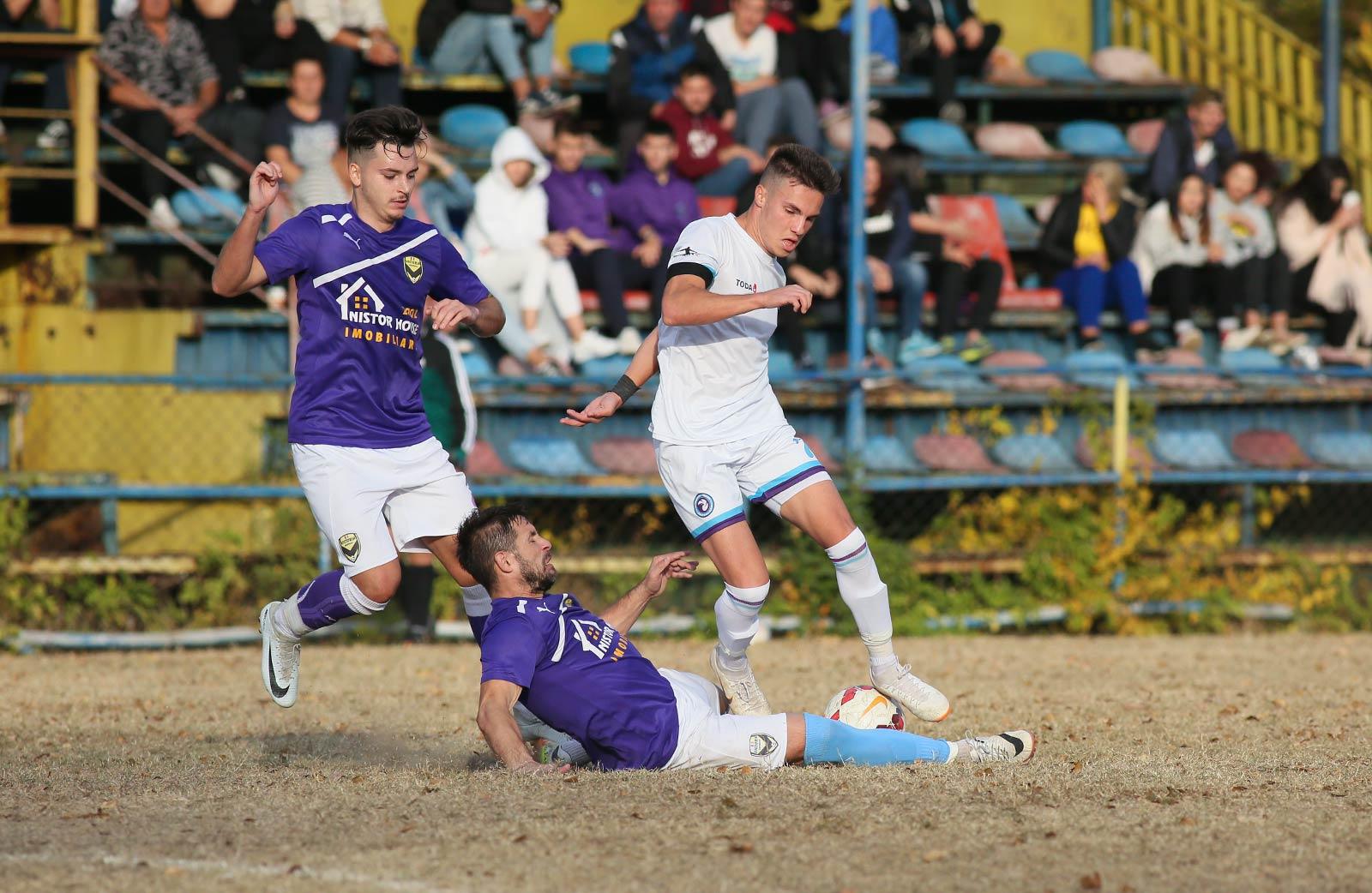 Victoria București - Bucharest United 1-0
