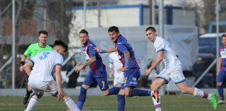 ACS Bucharest United - Steaua 0-2 / Robu și Răsdan
